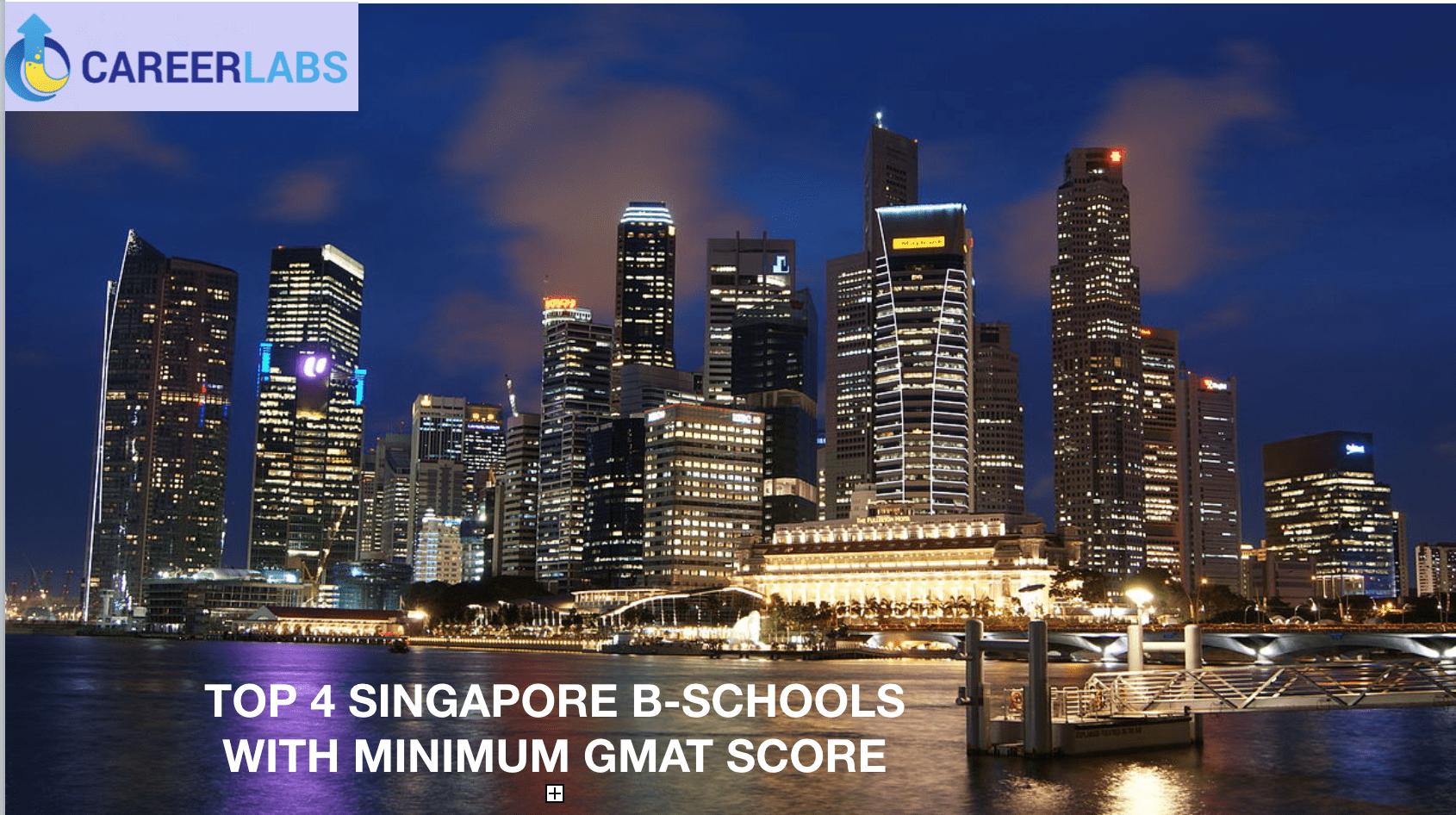 Top 4 singapore B school